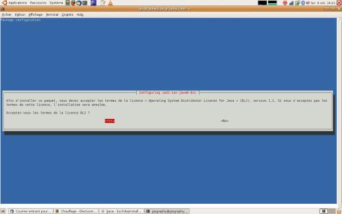 Linux setup