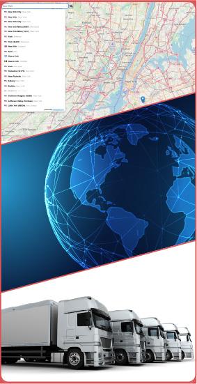 Open source geocoder and addresses database / POIs database